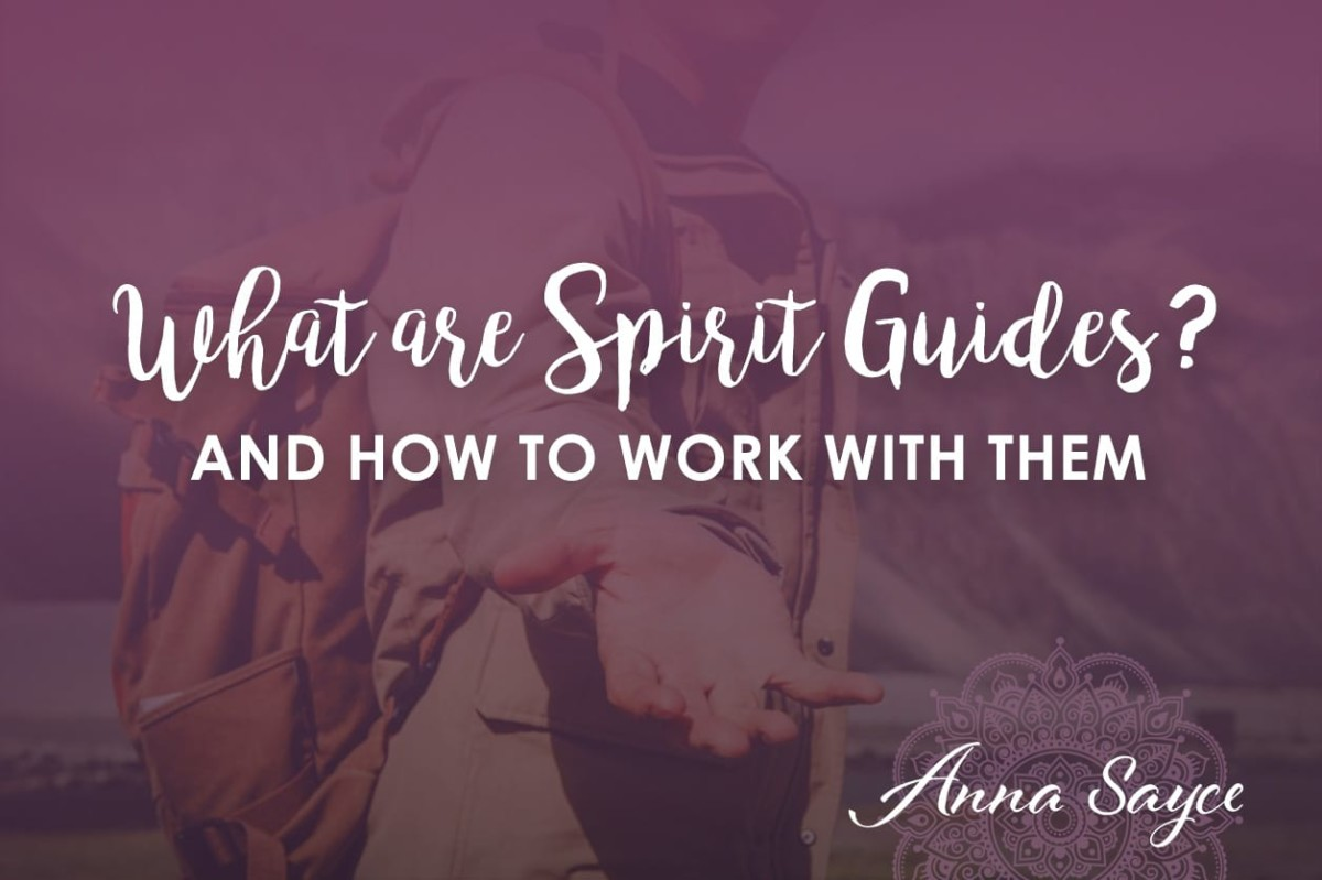 What are Spirit Guides & How to Work With Them