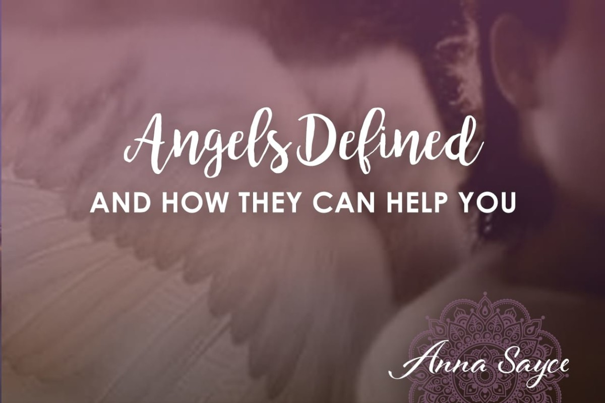 Angels Defined & How They Can Help You