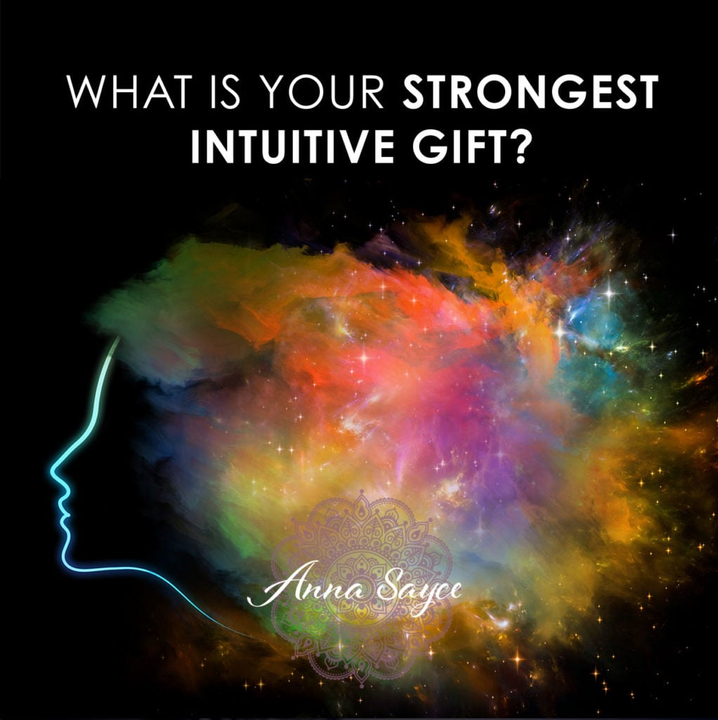What is Your Strongest Intuitive Gift?