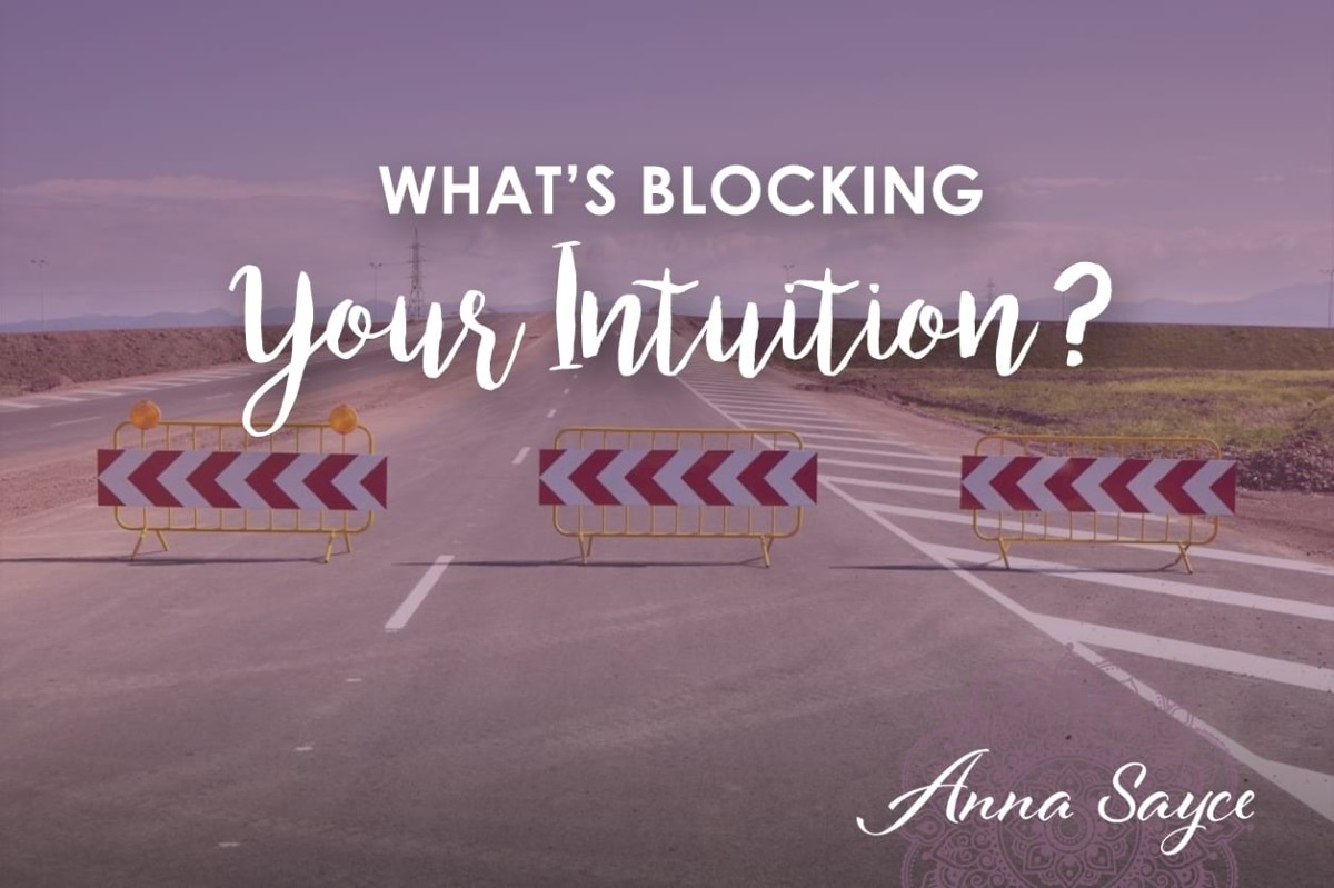 What's Blocking Your Intuition?