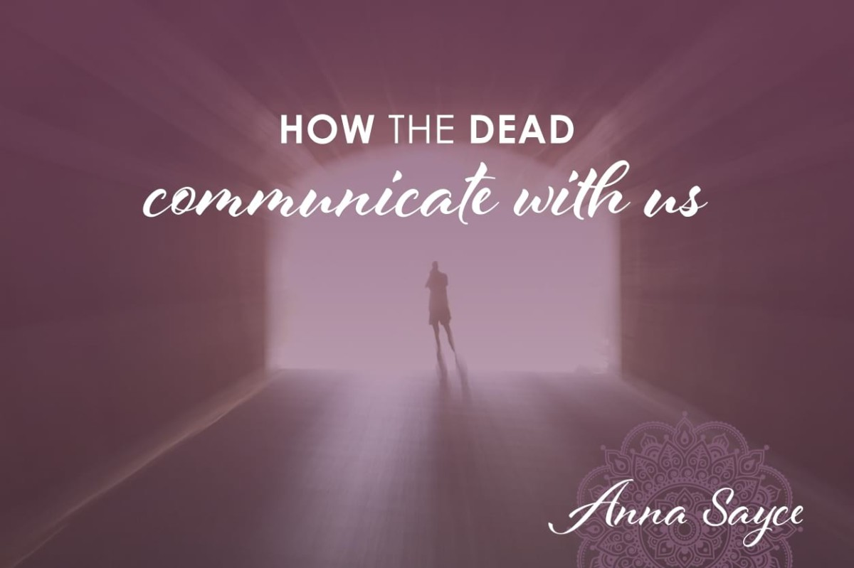 Are Deceased Loved Ones Communicating With You? Are Deceased