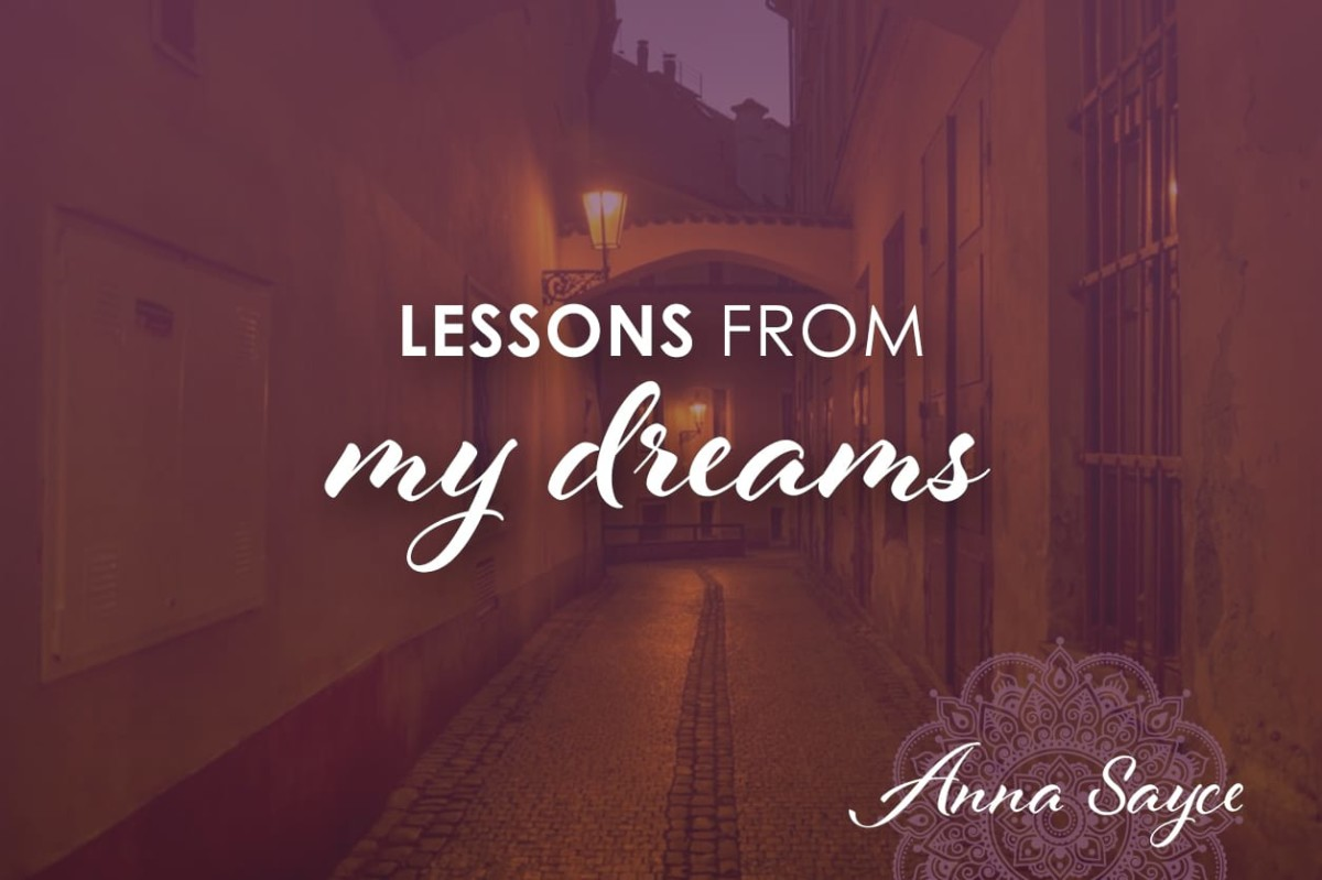 Lessons From My Dreams
