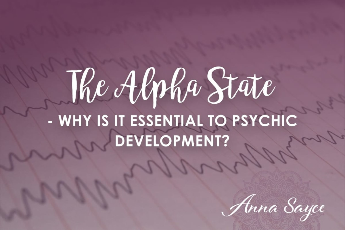The Alpha State – Why Is It Essential to Psychic Development?