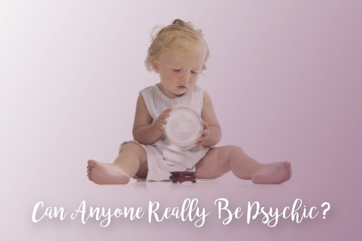Can Anyone Really Be Psychic?