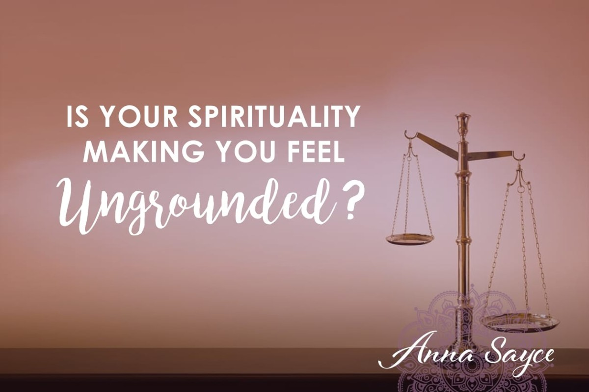 Is Your Spirituality Making You Unbalanced?