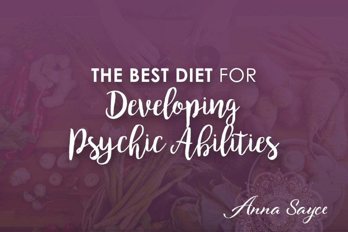 The Best Diet for Developing Psychic Abilities