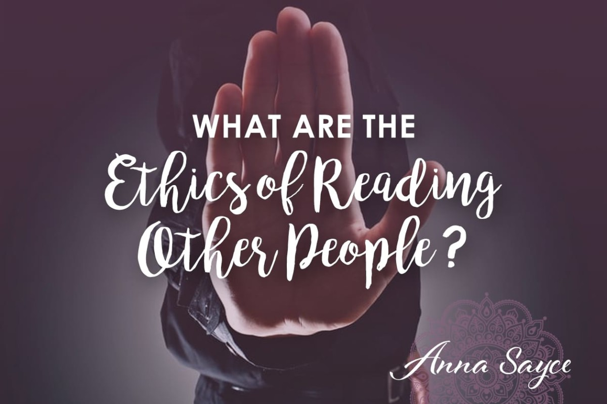 What Are The Ethics of Reading Other People?