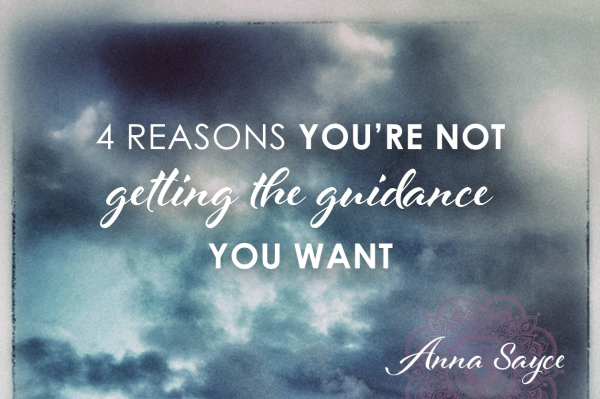 4 Reasons You're Not Getting the Guidance You Want