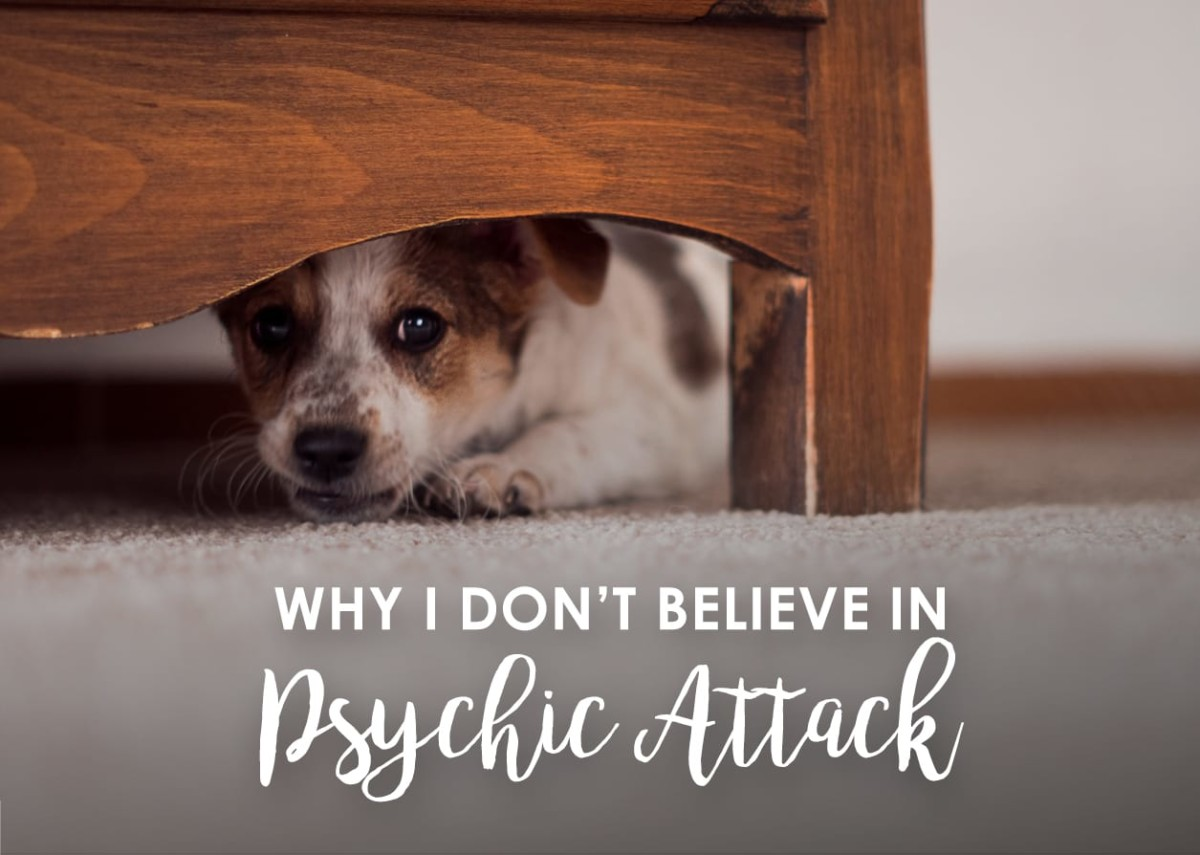 Why I Don't Believe in Psychic Attack