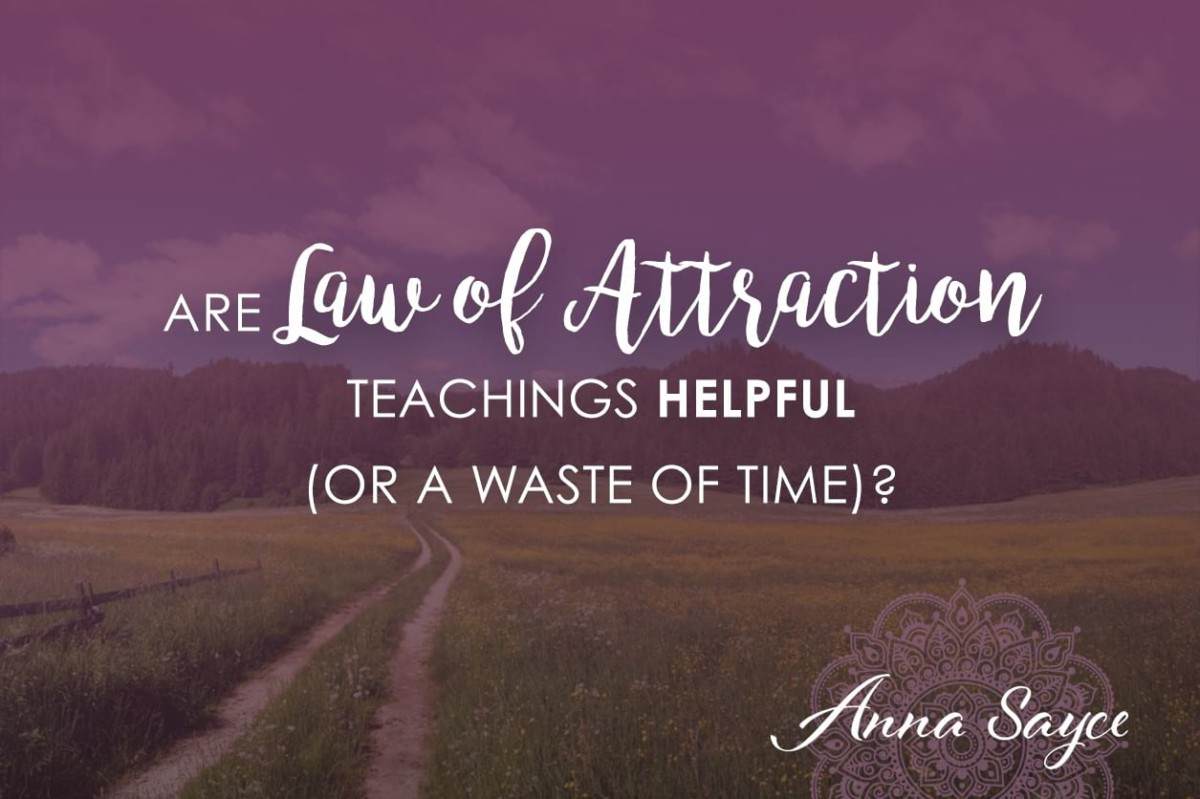Law of attraction teachings helpful or a waste of time are law of attraction teachings helpful or a waste of time fandeluxe Gallery