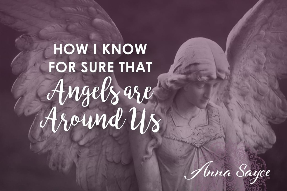 How I Know For Sure That Angels Are Around Us
