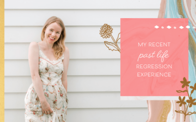 My Recent Past Life Regression Experience