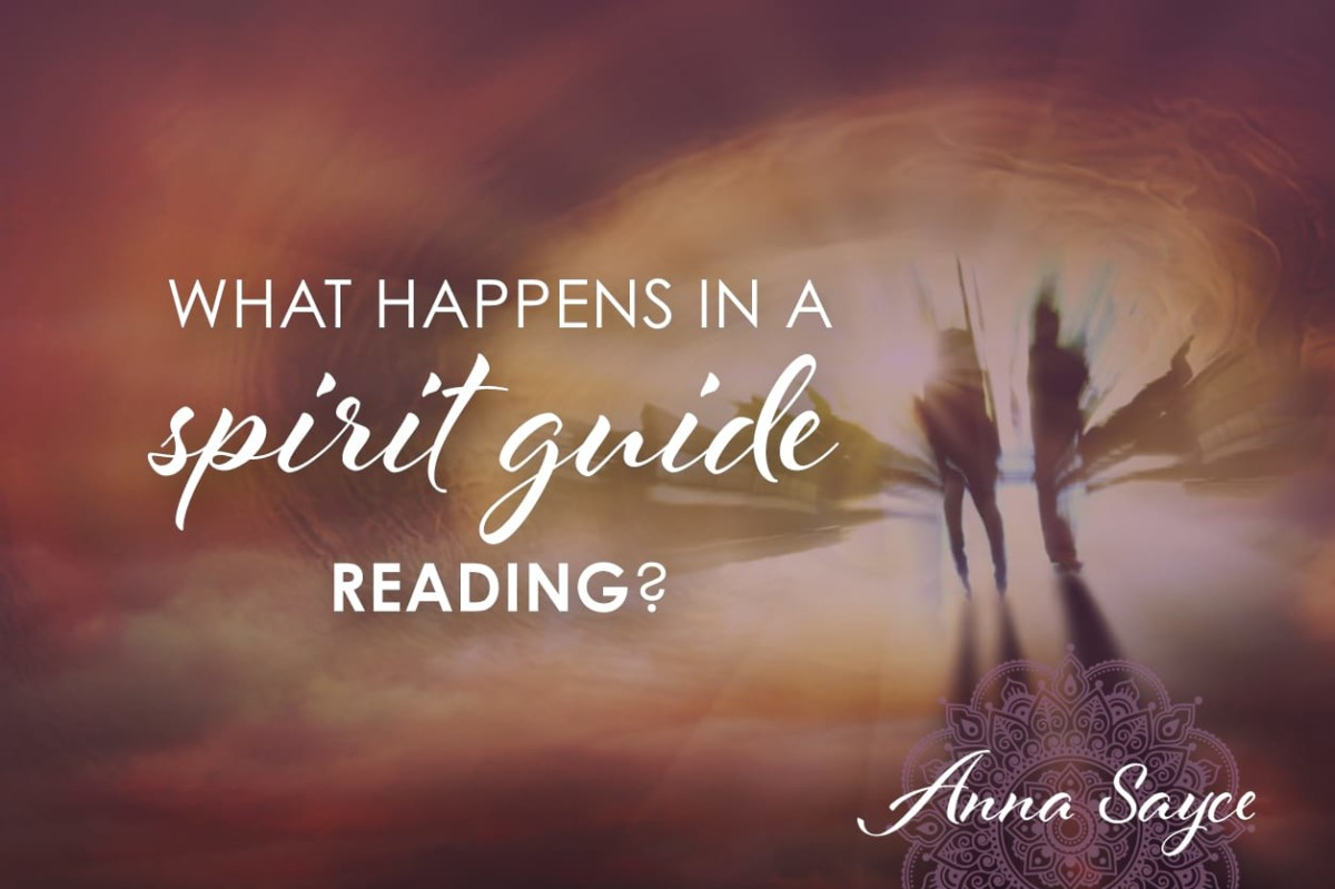 What Happens in a Spirit Guide Reading