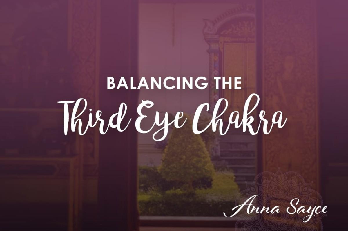Balancing the Third Eye Chakra