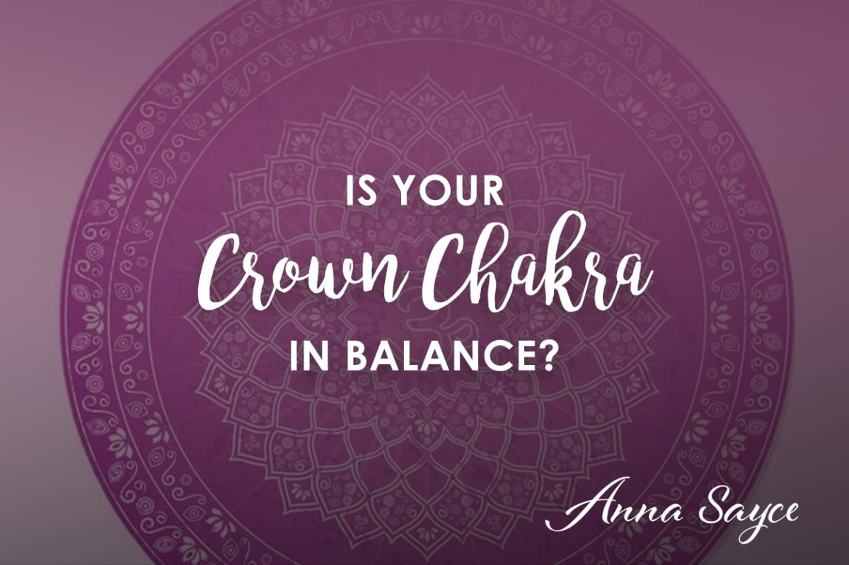 Is Your Crown Chakra in Balance?