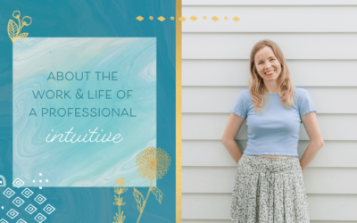 Frequently Asked Questions About the Work & Life of a Professional Intuitive