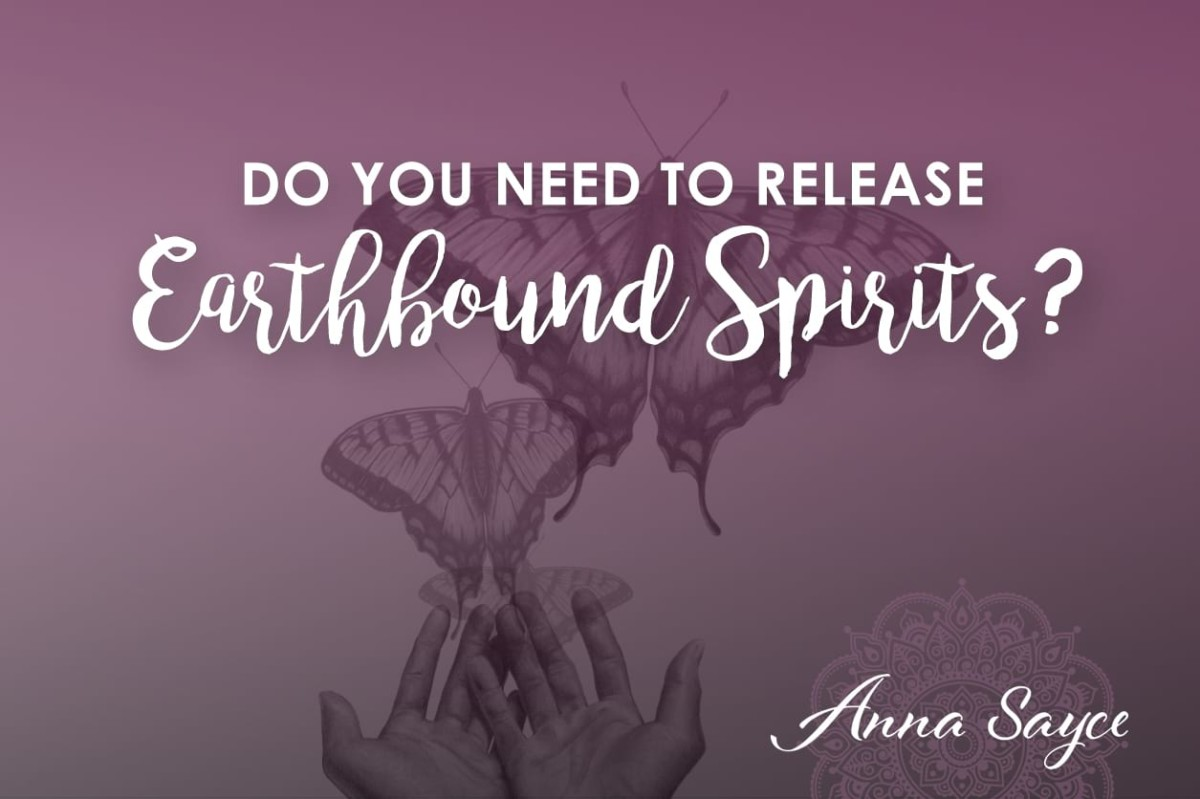 Do You Need To Release Earthbound Spirits?