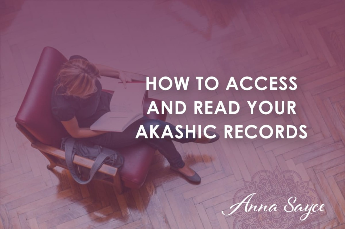 How to Access and Read Your Akashic Records