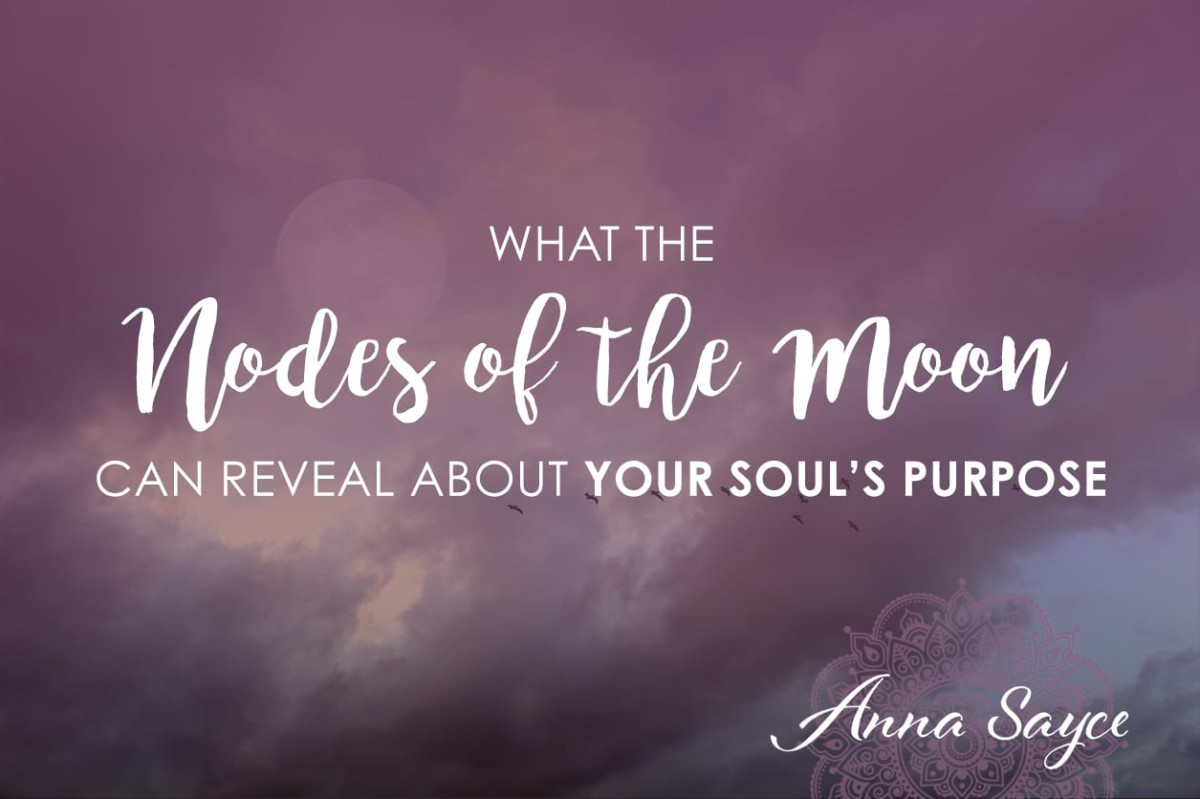 What the Nodes of the Moon Can Reveal About Your Soul's Purpose
