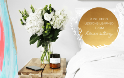 3 Intuition Lessons Learned from House Sitting