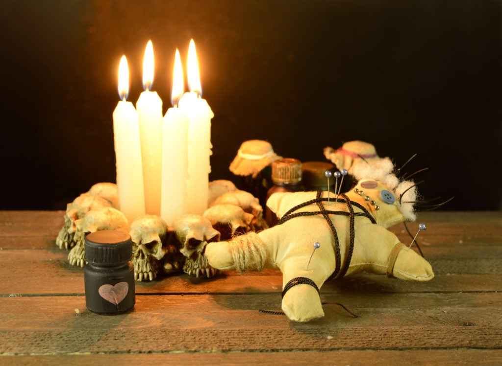 witchcraft curses psychic scams