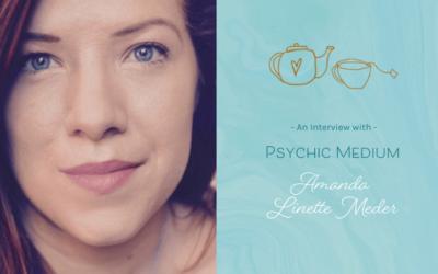 Interview with Psychic Medium Amanda Linette Meder