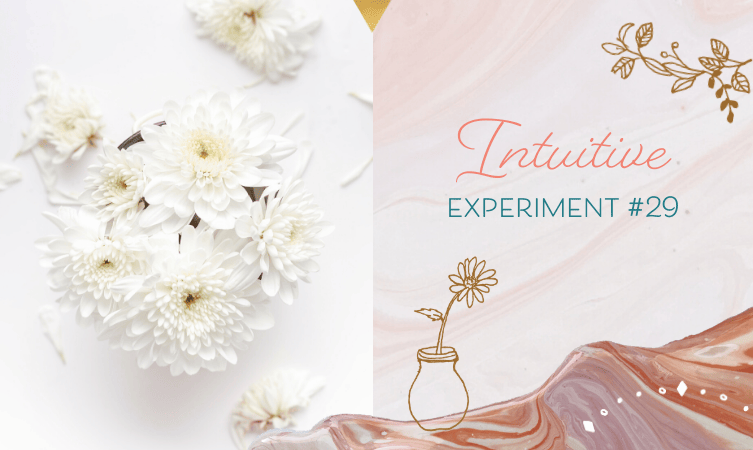 Intuitive Experiment #29 – What Do You Pick up About This Woman?