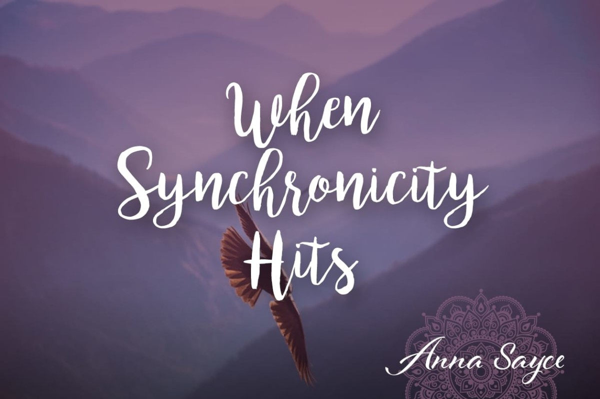 When Synchronicity Hits