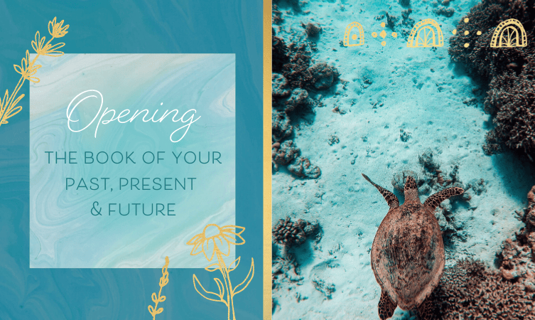 Opening The Book of Your Past, Present & Future