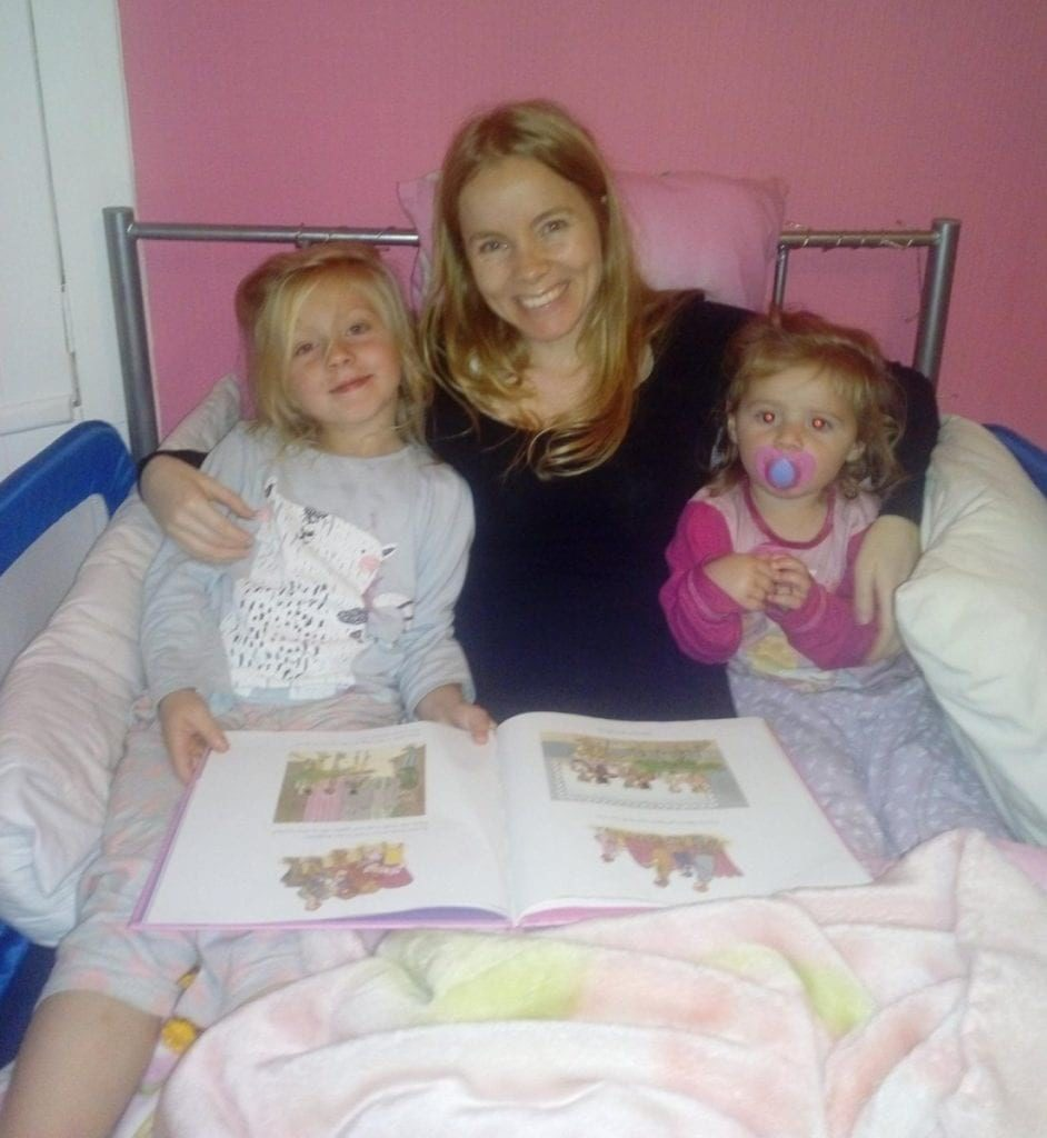 Anna & her 2 nieces