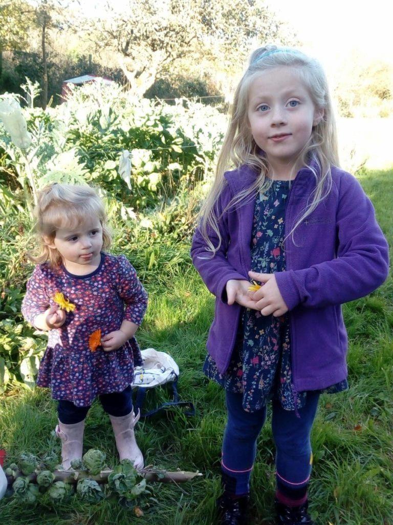 Anna's 2 nieces