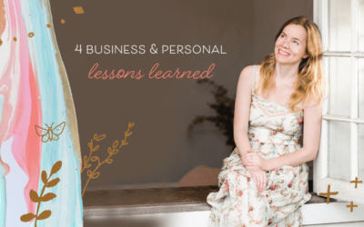 4 Business & Personal Lessons Learned From 10 Years As a Professional Intuitive
