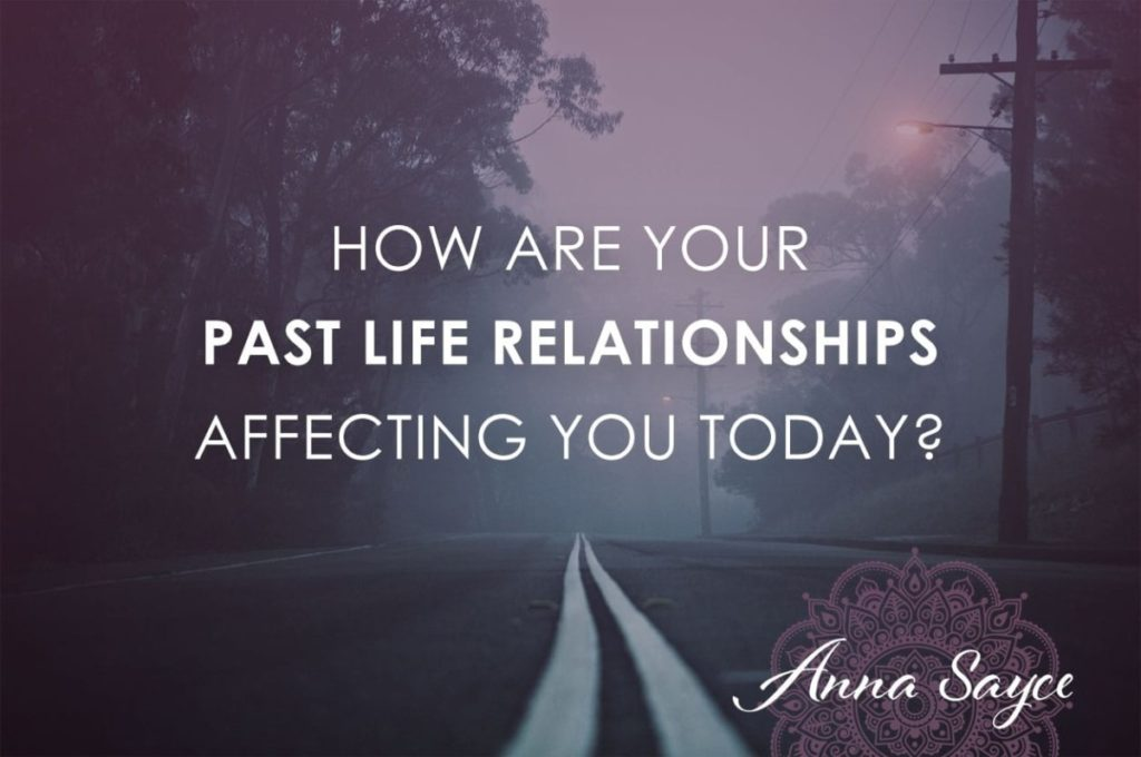 Past Life Relationships