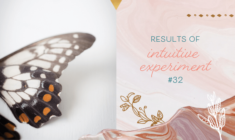 Who Was The Man In Intuitive Experiment #32?