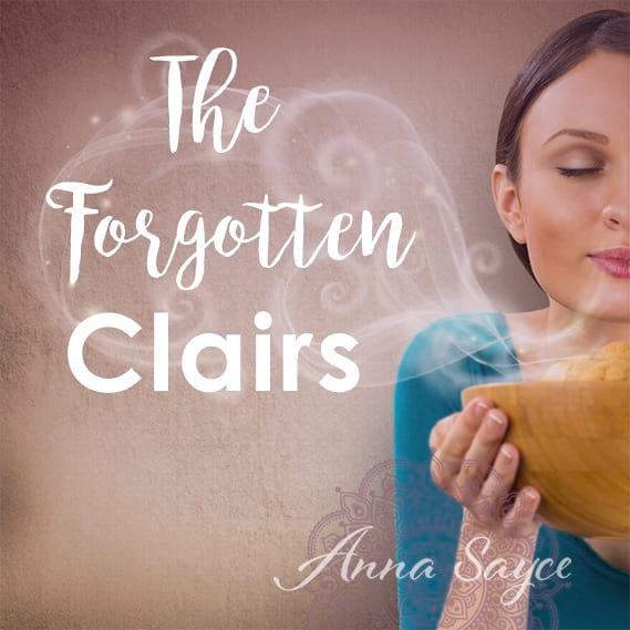 The Forgotten Clairs – Clairgustance And Clairsalience