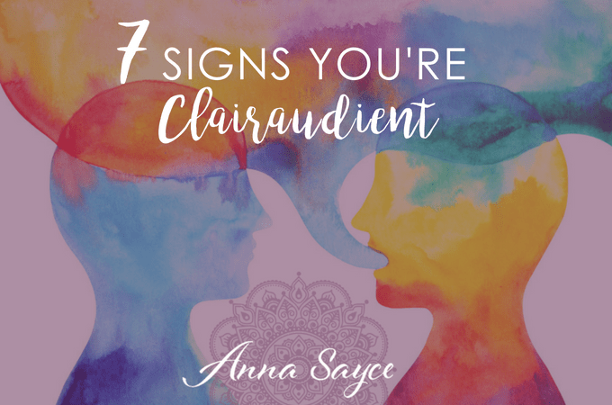 7 Signs You're Clairaudient