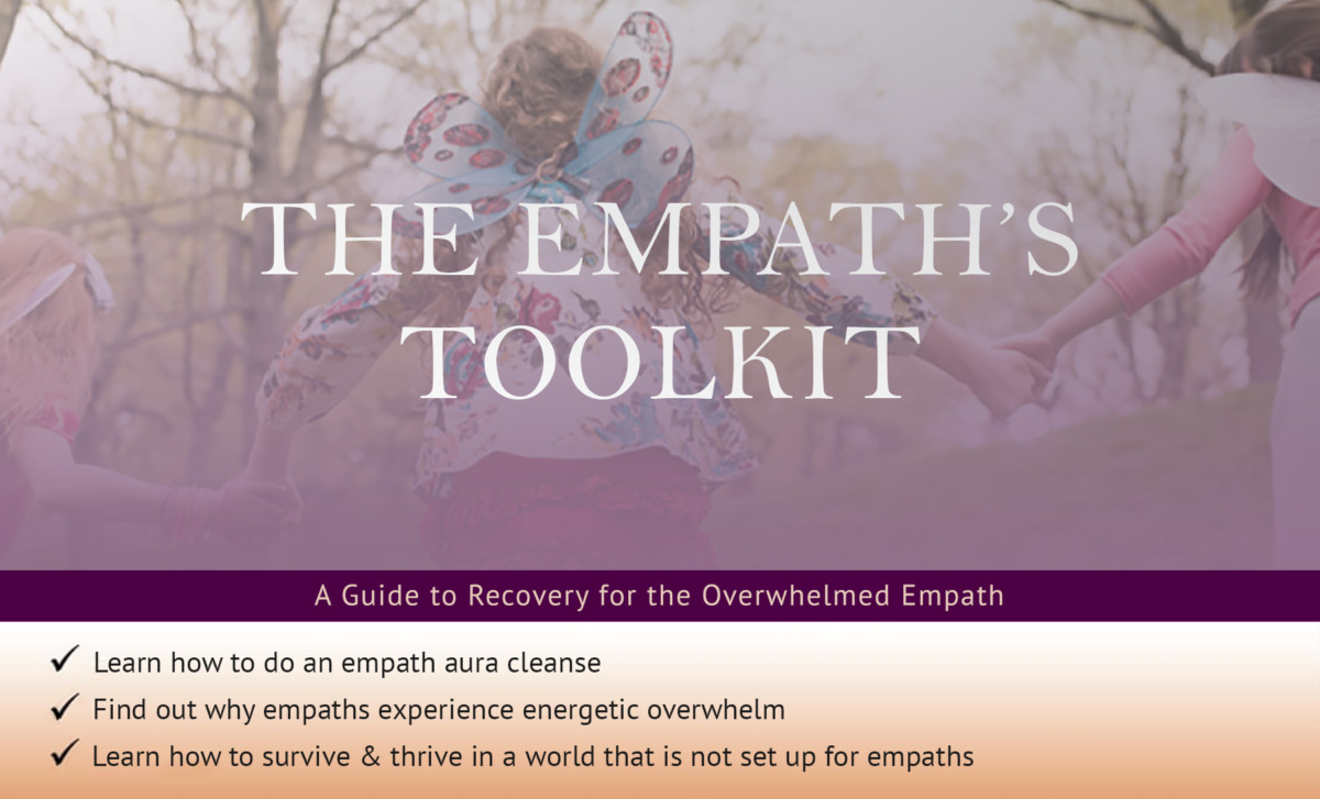 The Empath's Toolkit | Anna Sayce