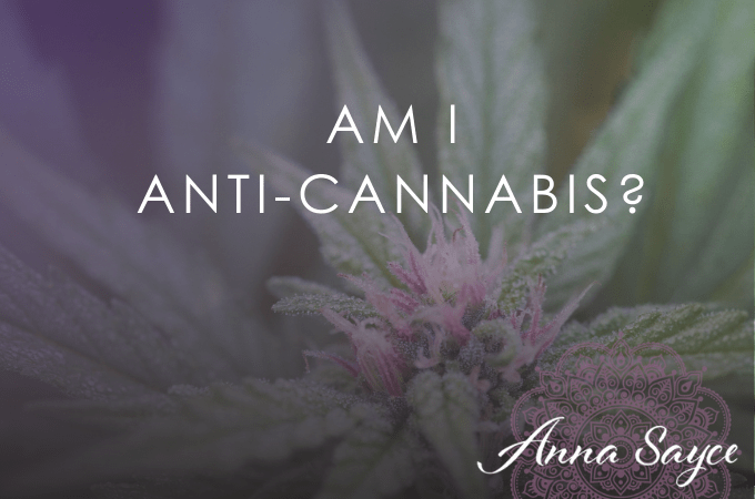 Am I Anti-Cannabis? (& Other Questions Brought Up By My Last Article)