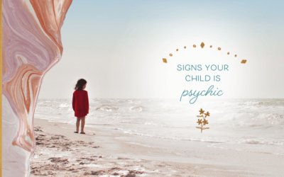 Signs Your Child Is Psychic