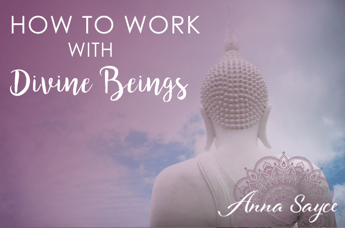 How to Work With Divine Beings for Emotional Freedom & Healing