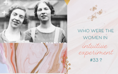 Who Were the Women in Intuitive Experiment #33?