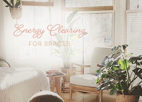Energy Clearing For Spaces