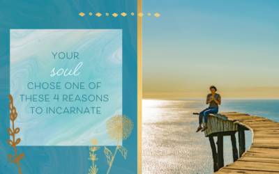Your Soul Chose One of These 4 Reasons to Incarnate…