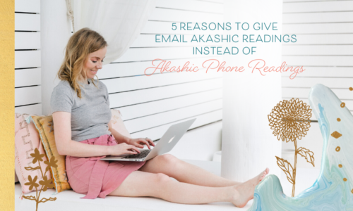 akashic email readings