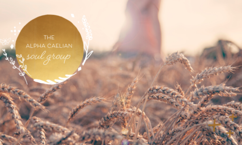The Alpha Caelian Soul Group - their characteristics, lessons and soul mission