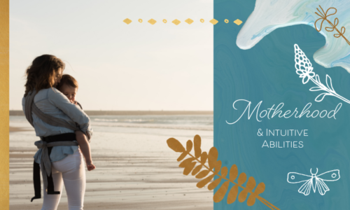 Does Becoming a Mother Cause an Increase in Intuitive Abilities?