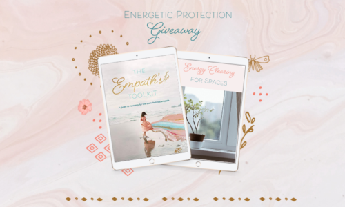 Energetic Protection Instagram Giveaway